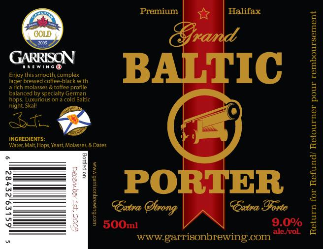 Grand Baltic Porter